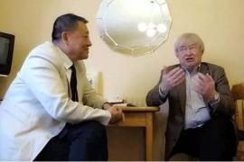 张新化教授采访手风琴名家利普斯教授