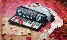 """我与手风琴《心中永不凋谢的""""花儿""""》"""