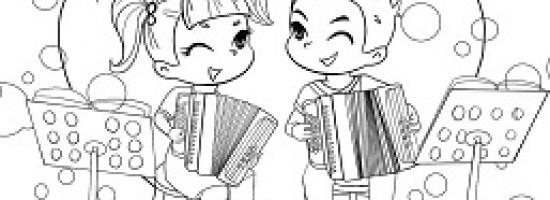 手风琴初学口诀—— 曾健