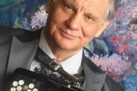 国际手风琴大师谢苗诺夫(Viatcheslav Semyonov)教授