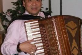 中国手风琴教育家、作曲家、演奏家—张新化