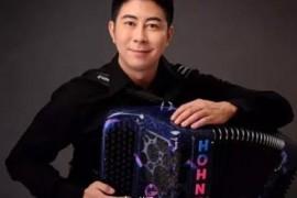 中国青年巴扬手风琴演奏家——曹野