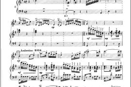 手风琴二重奏《江南好》曲谱下载,改编:黄立凡