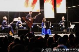 """当手风琴遇到古筝、提琴,""""上海之春""""国际音乐节让这个地方沸腾了"""