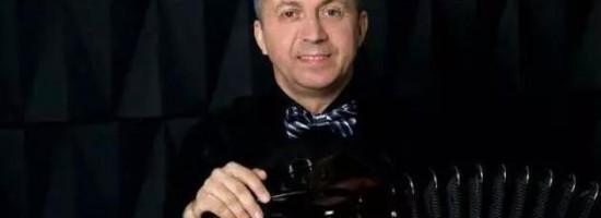 世界著名巴扬手风琴演奏家——尤里•希什金