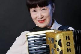 中国手风琴人物榜——卢梅