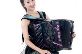 中国手风琴人物榜——时璇