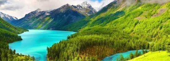 多彩的秋天、宁静的湖水,王迟改编演奏手风琴与管弦乐《 贝加尔湖畔》欣赏