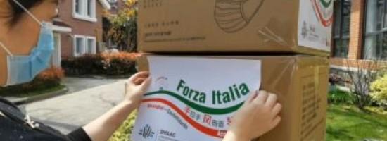 上海音协手风琴专业委员会万只爱心口罩飞向意大利手风琴名城卡斯特费达多