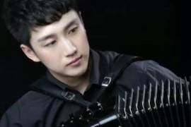 中国手风琴人物榜——薛栋