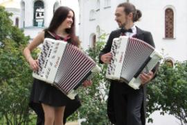 乌克兰AkkoVita手风琴二重奏组合
