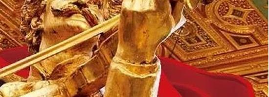 新年音乐会我要演奏《拉德斯基进行曲》!王迟改编手风琴三重奏《拉德斯基进行曲》曲谱下载