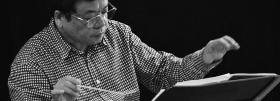 中国手风琴教育家——朱经白